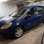 Renault Clio serwis po zakupie